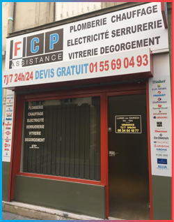 Boutique FCP Assistance Paris